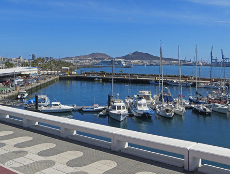 The port of las palmas gran canaria island - Port of las palmas gran canaria ...